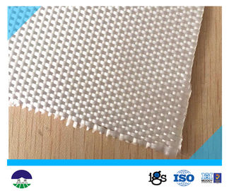 High Strength White Woven Multifilament Geotextile 460gsm
