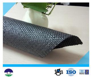 tela tecida pp do geotêxtil 136gsm para a separação
