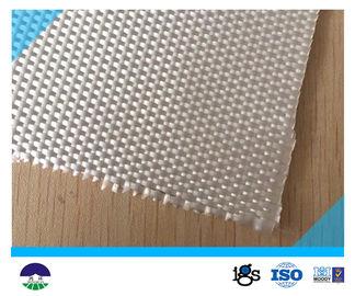 Geotêxtil tecido Multifilament do poliéster do ANIMAL DE ESTIMAÇÃO com de grande resistência